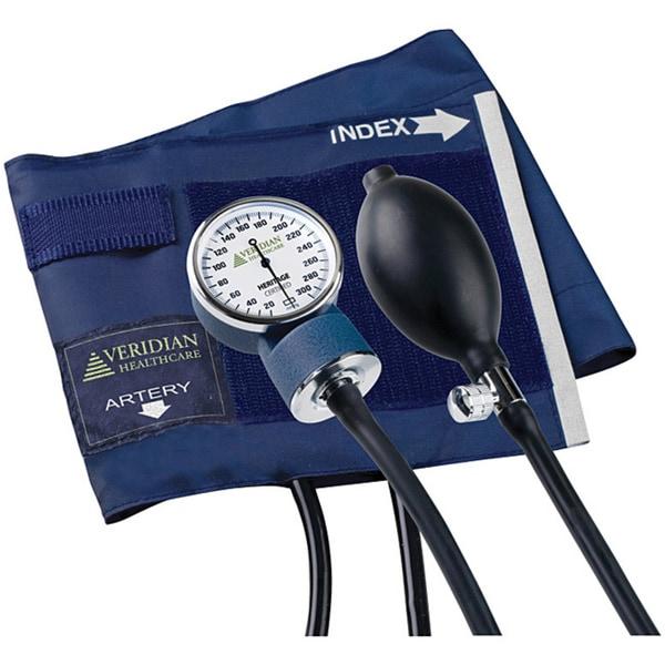 Veridian Adult Latex-free Aneroid Sphygmomanometer
