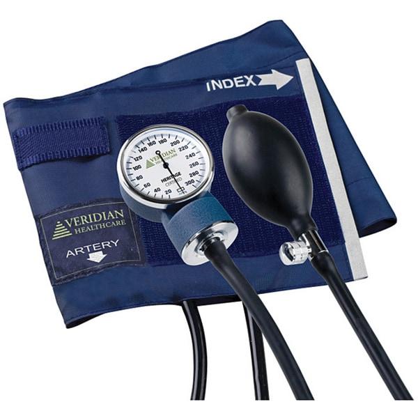 Veridian Large Adult Aneroid Sphygmomanometer