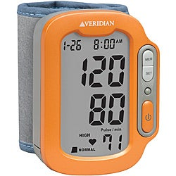 Veridian Healthcare Sport Wrist Blood Pressure Monitor