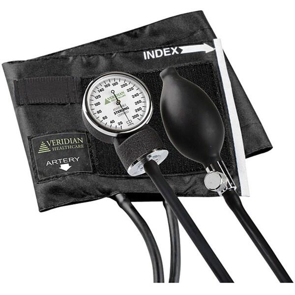 Veridian Adult Latex-free Adjustable Aneroid Sphygmomanometer