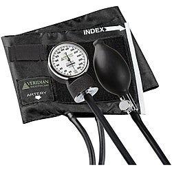 Veridian Adult Latex-free Adjustable Aneroid Sphygmomanometer