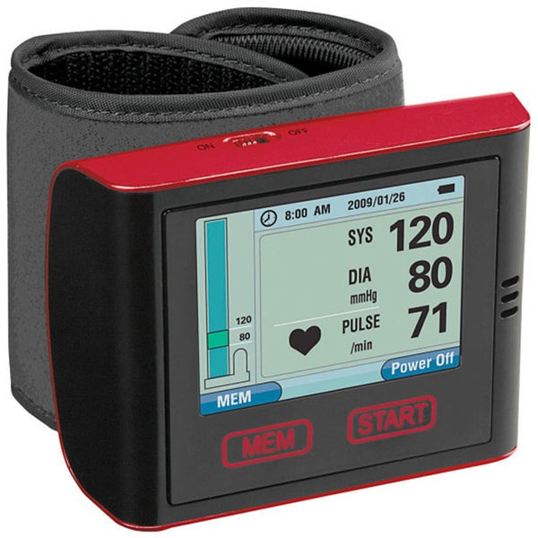 Veridian Healthcare Advanced Display Digital Blood Pressure Monitor