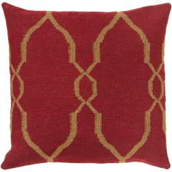 Decorative Faz 18-inch Decorative Pillow