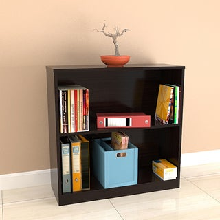 Inval Espresso Bookcase/ Hutch