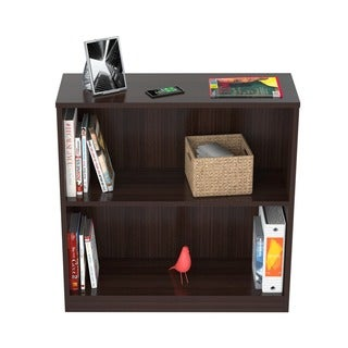 Inval Espresso Bookcase/ Hutch