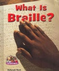 What Is Braille? (Hardcover)