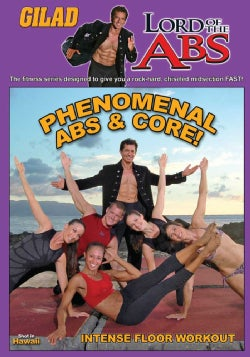 Gilad Lord of the Abs: Phenomenal Abs & Core (DVD)