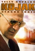 Kojak: Season Three (DVD)