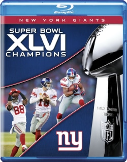 NFL Super Bowl XLVI (Blu-ray Disc)