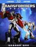 Transformers Prime: Complete First Season (Blu-ray Disc)