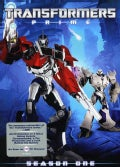 Transformers Prime: Complete First Season (DVD)