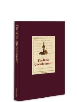 The Wine Questionnaire (Hardcover)