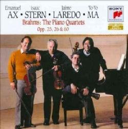 Yo-Yo Ma - Brahms: Piano Quartets