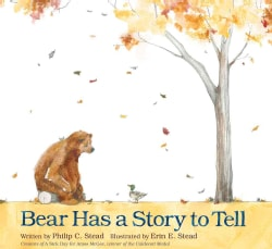 Bear Has a Story to Tell (Hardcover)