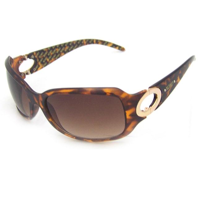 XOXO Women's 'Kingston Tortoise' Fashion Sunglasses
