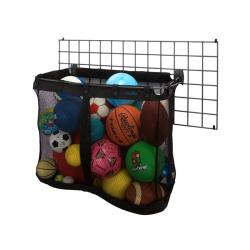 Organized Living freedomRail Big Mesh Sports Basket