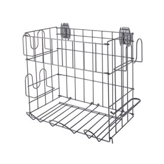 Organized Living freedomRail Granite Sports Rack with Basket