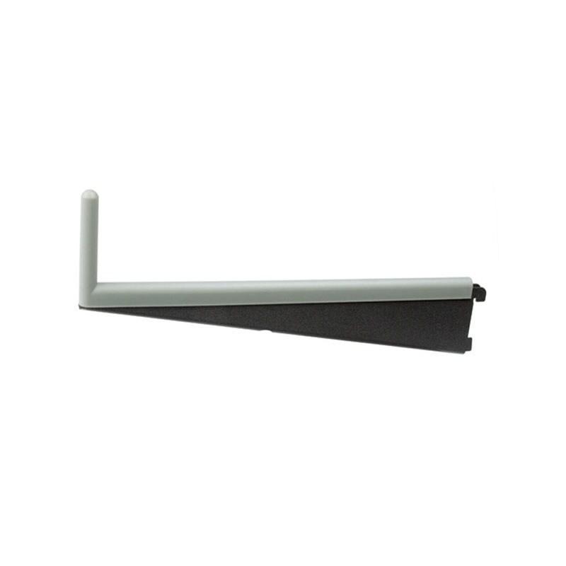 Organized Living freedomRail for 16-inch Ventilated Shelf Bracket Insert