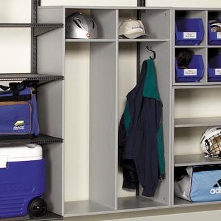 Organized Living freedomRail GO-Locker