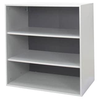 Organized Living freedomRail GO-Cabinet Grey Modular Garage Cabinet