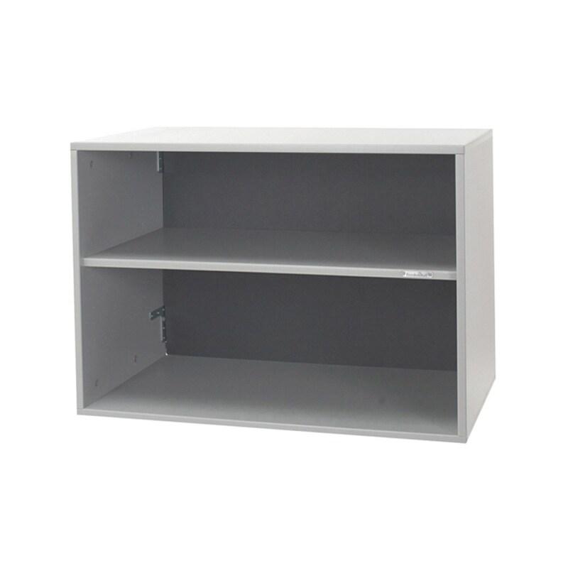 Organized Living freedomRail GO-Box Shelf Unit