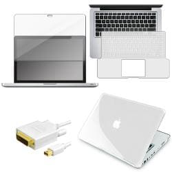 Case/ Screen Protector/ Keyboard Shield/ Cable for Apple MacBook Pro