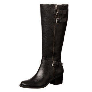 Matisse Women's 'Rhumba' Black Leather Boots