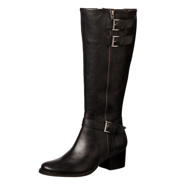 Matisse Women's 'Rhumba' Black Leather Boots