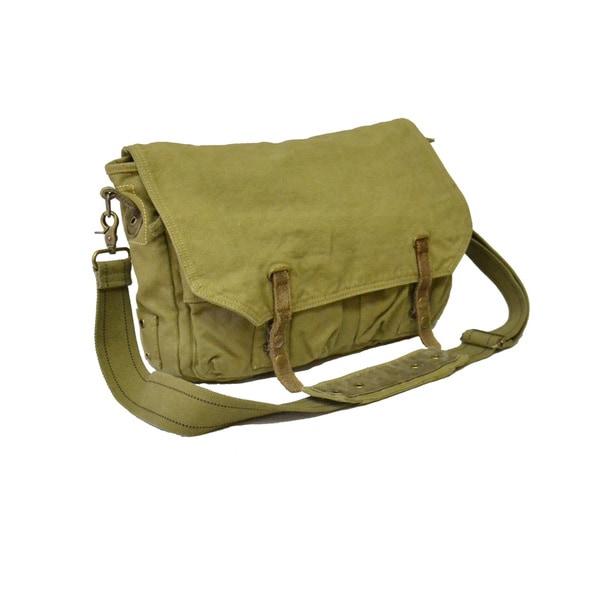 'The Messenger' Bag by Rakuda