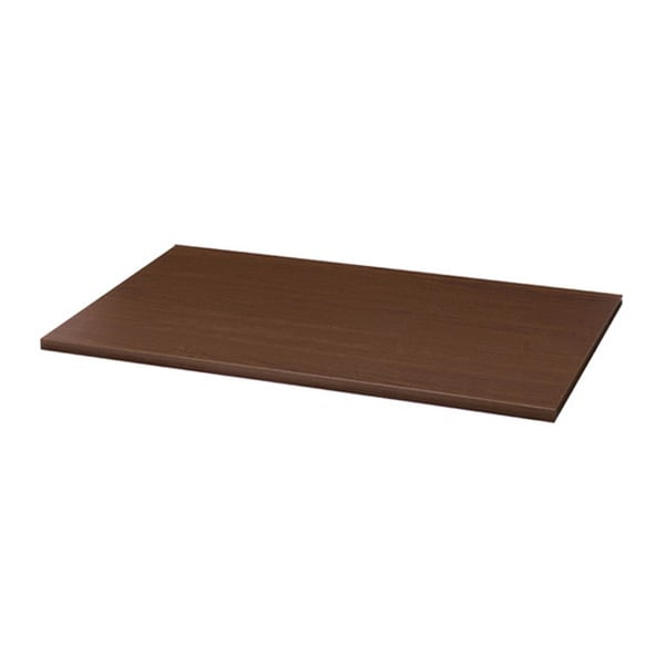 Organized Living freedomRail Chocolate Pear Shelf (30-Inch x 14-Inch)