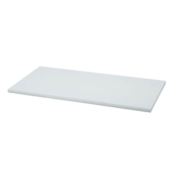 Organized Living freedomRail White Shelf (24 x 12)