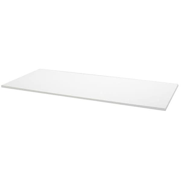 Organized Living freedomRail White Desktop Shelf (21 x 48)