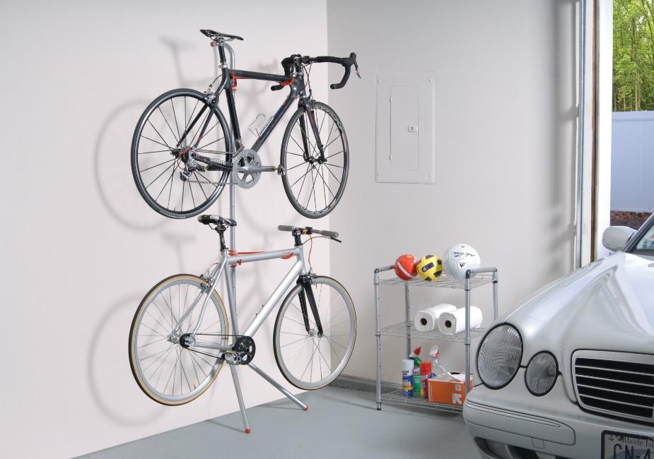 The Art of Storage 'Donatello' Leaning Bike Rack
