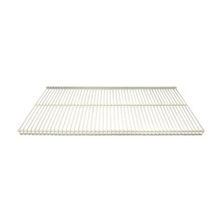 Organized Living freedomRail White Ventilated Shelf (36 x 16)