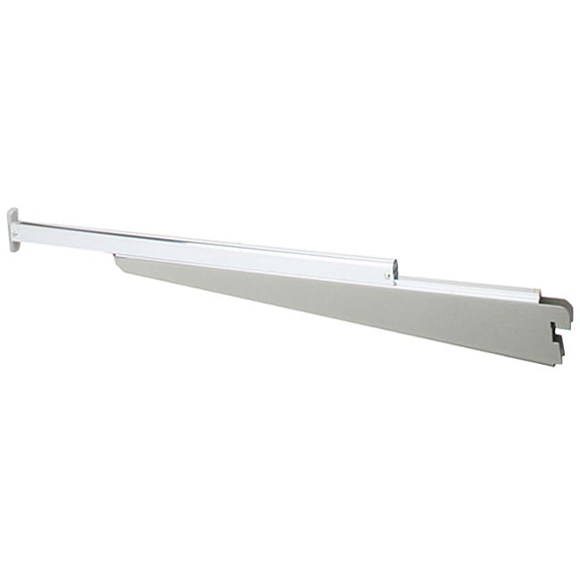 Organized Living freedomRail Nickel Valet Rod