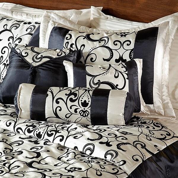 Guilana 7-piece Queen-size Comforter Set