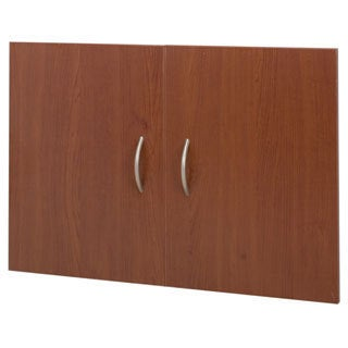 Organized Living freedomRail Cherry 'Big O-Box' Cabinet Door Set