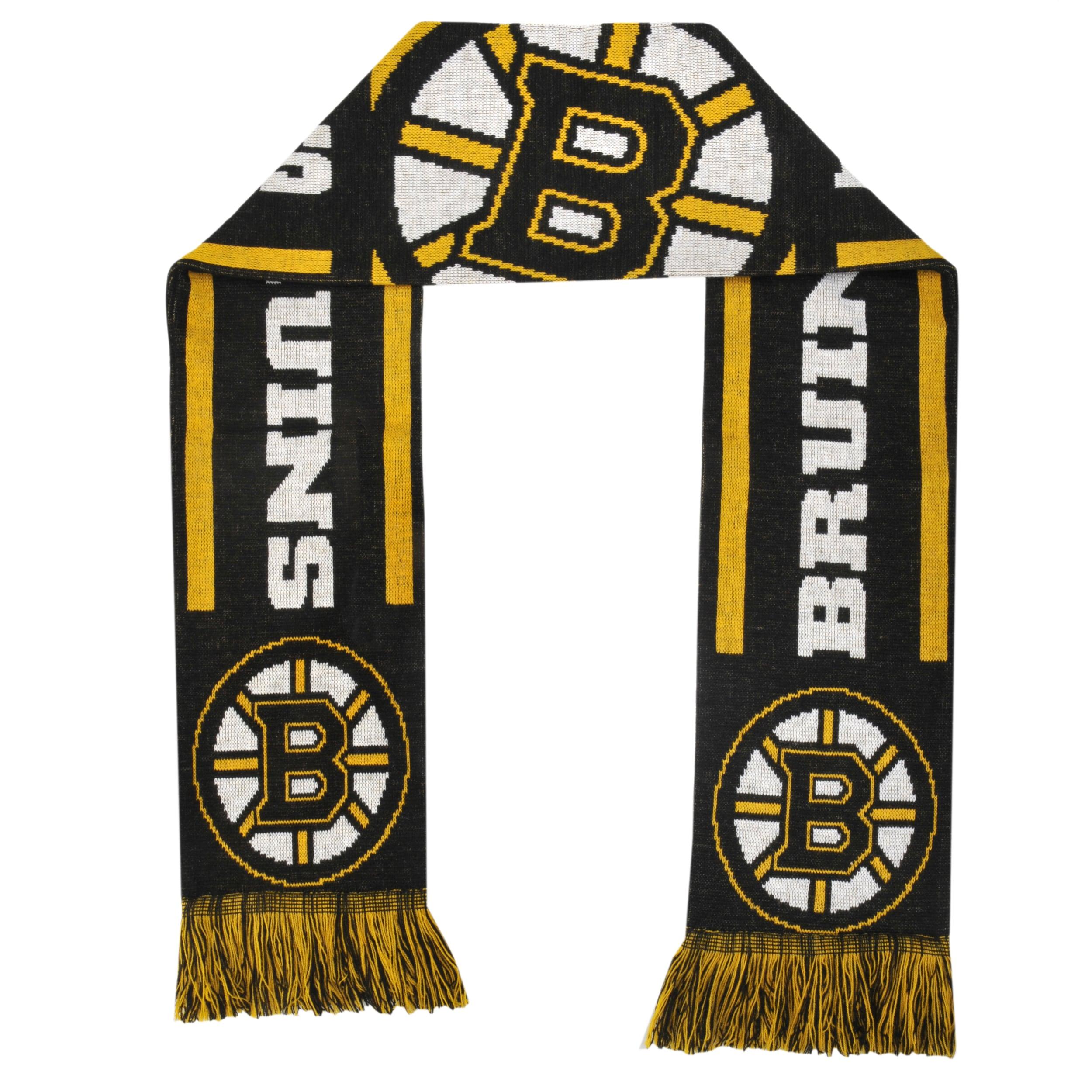 Boston Bruins Acrylic NHL Scarf