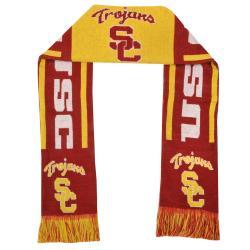 USC Trojans Acrylic NCAA Scarf