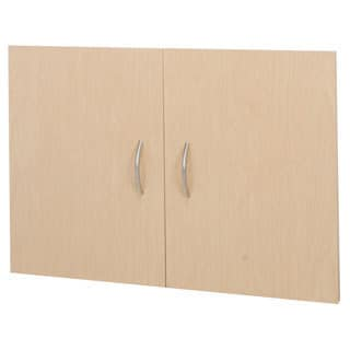 Organized Living freedomRail Maple 'Big O-Box' Cabinet Door Set