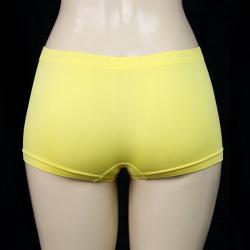 Jennifer Intimates Women's Yellow Boyshorts