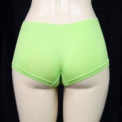 Jennifer Intimates Women's Neon Green Boyshorts