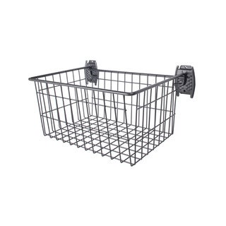 Organized Living freedomRail Granite Big Work Basket