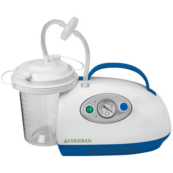 Veridian Healthcare VH Suction Pump Tabletop Aspirator
