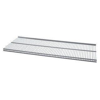 Organized Living freedomRail Nickel Ventilated Shelf (30 x 12)