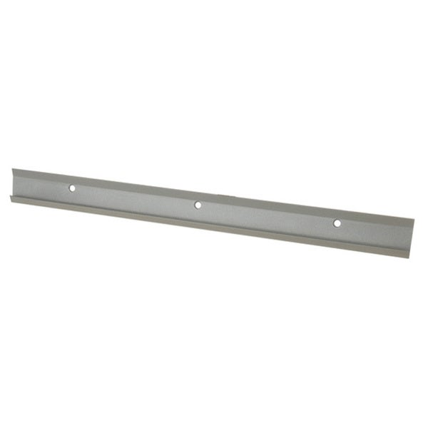 Organized Living freedomRail Nickel Hanging Rail (64 Inches)