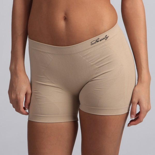 Women's Nude Boyshort Brief