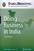 Doing Business in India (Paperback)