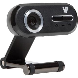 V7 CS720A0 Webcam - 1 Megapixel - 30 fps - Silver, Black - USB