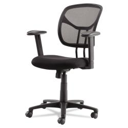 Black Swivel/ Tilt Mesh Task Chair